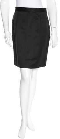 Michael Kors Darted Mini Skirt
