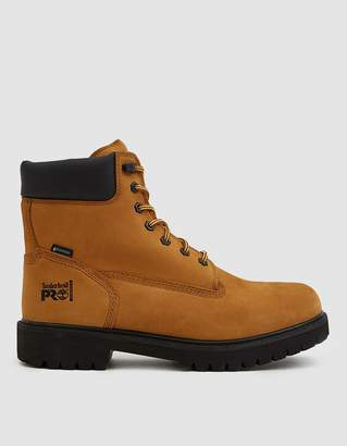 Timberland N.Hoolywood 6 in. Direct Attach Work Boot in Wheat Nubuck