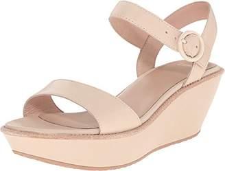 Camper Women's Damas Ankle Strap Sandal Wedge Sandal