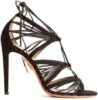 Aquazzura X Farfetch Very Holli Heels