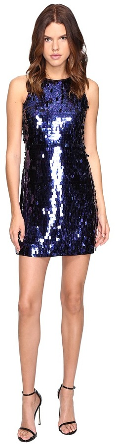 Kate Spade Kate Spade New York - All Over Paillette Dress Women's Dress