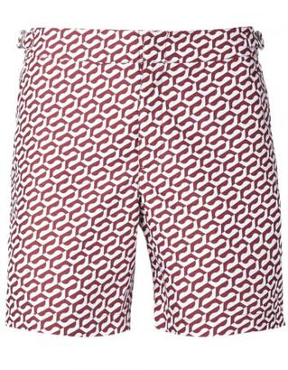 Orlebar Brown 'Bulldog' swim shorts $280 thestylecure.com