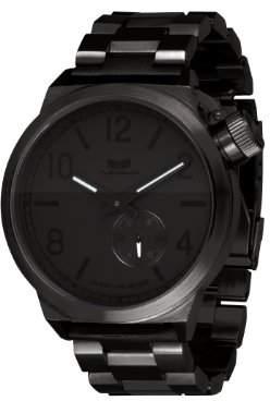 Vestal Men's CTN3M02 Canteen Metal Blackout Watch