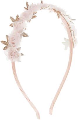 Monsoon Rose Bloom Rosette Alice Hair Band