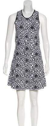 A.L.C. Floral Print Mini Dress w/ Tags