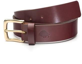 Ezra Arthur No. 1 Leather Belt