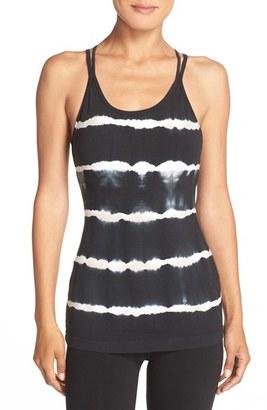 Hard Tail Tie-Dye Stripe Camisole $75 thestylecure.com