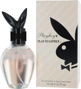 Playboy Play It Lovely for Women-2.5-Ounce EDT Spray