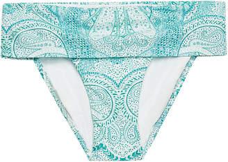 Melissa Odabash Brussels Printed Bikini Bottoms