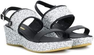 DSQUARED2 Teen embellished sandals