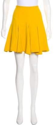 Fendi Flared Mini Skirt