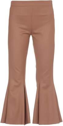 Marco De Vincenzo Wool Trousers