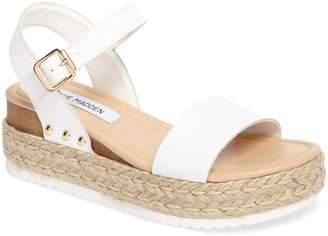 Steve Madden Chiara Platform Espadrille Sandal