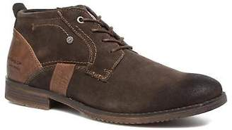 Tom Tailor Men's Nathan Hi-top Lace-up Shoes in Brown