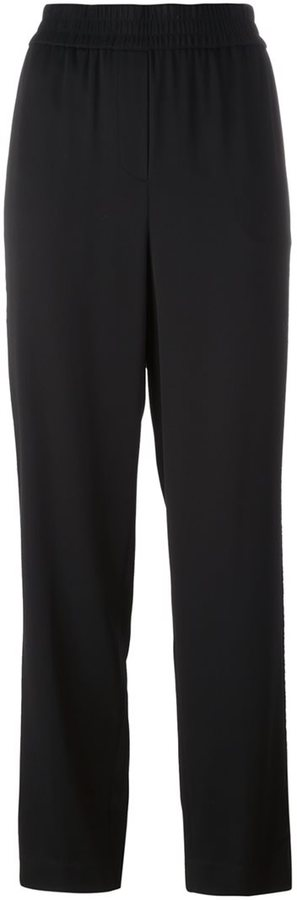 DKNY straight leg trousers