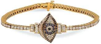 Established Evil Eye Bracelet