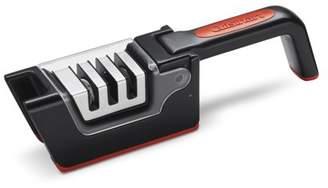 Cuisinart Classic 3 Slot Foldable Knife Sharpener, Black
