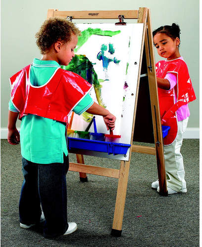 Child Craft Childcraft Marker Tray Double Sided Board Easel