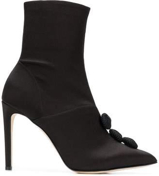 Chloé Gosselin embellished heeled boots