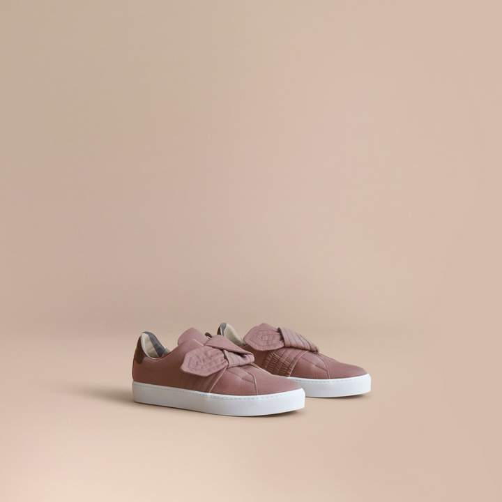 Burberry Trench Knot Trainers