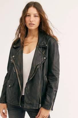 We The Free Jealousy Leather Moto Jacket