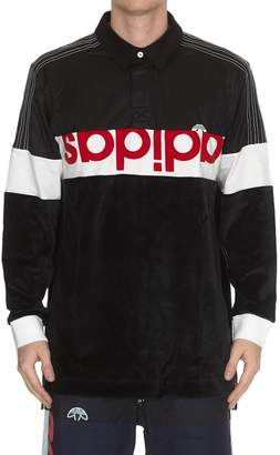 adidas By Alexander Wang Disjoin Polo Sweater
