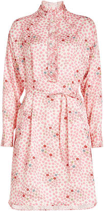 Zadig & Voltaire Printed Shirt Dress