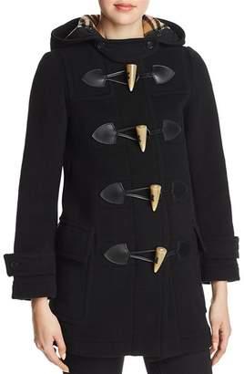 Burberry Merton Duffel Coat