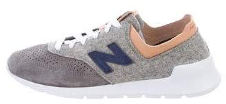 New Balance 1978 Wool Low-Top Sneakers