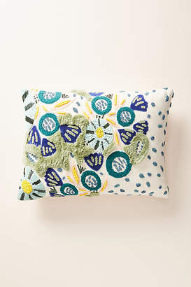 Anthropologie Embellished Cleo PIllow