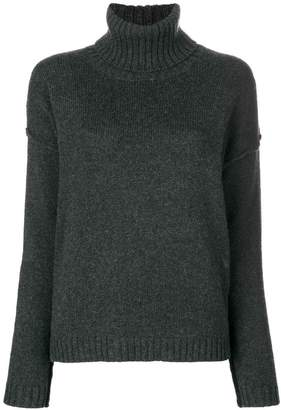 Crossley roll neck sweater
