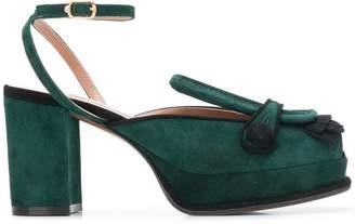 L'Autre Chose chunky platform sandals