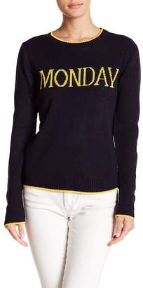 Absolutely Cotton Monday Sweater