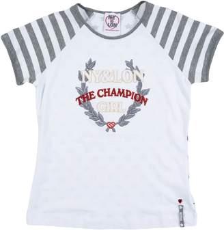 MonnaLisa NY & LON T-shirts - Item 12231334WX