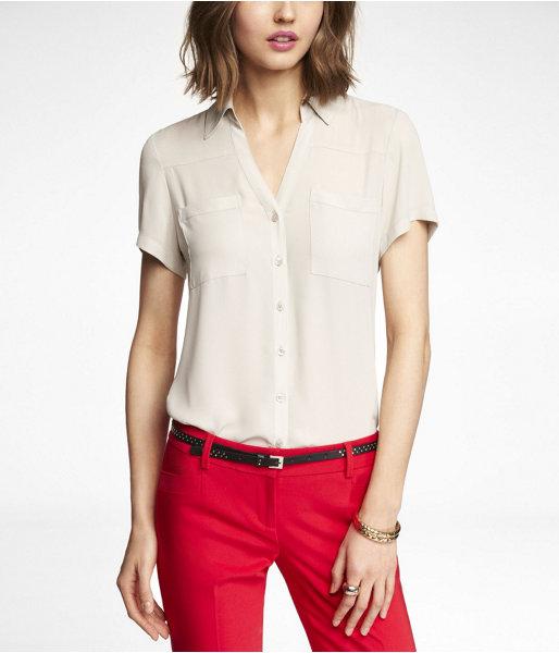 Express Short Sleeve Portofino Shirt