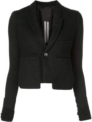 Rick Owens fitted blazer