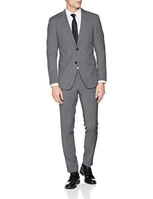 Esprit Men's 029eo2m004 Suit, Light Grey 0, (Size: 48)