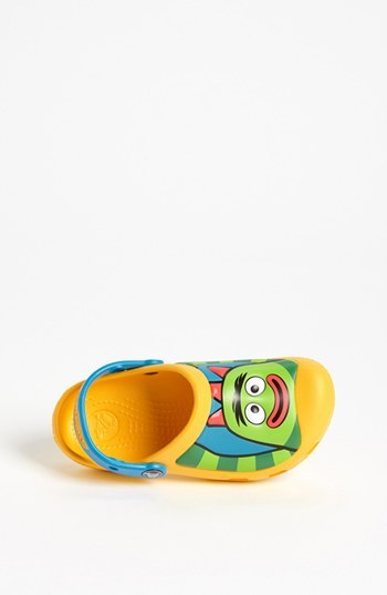 Crocs CROCSTM 'Yo Gabba Gabba!TM' Clog (Walker, Toddler & Little Kid)
