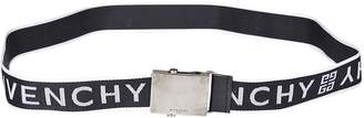 Givenchy Logo Strap Belt
