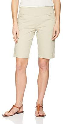 Wrangler Women's As Real Relaxed Fit Mid Rise Short