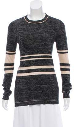 Creatures of the Wind Rib Knit Long Sleeve Sweater