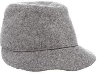 Brunello Cucinelli Wool-Blend Fedora Hat