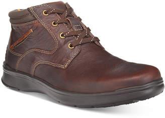 Clarks Men's Cotrell Rise Plain-Toe Casual Chukka Boots Men's Shoes