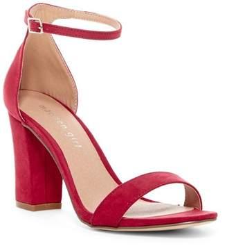 Madden-Girl Bella Block Heel Sandal
