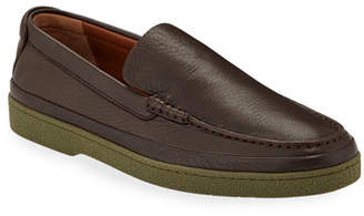 Ermenegildo Zegna Men's Oasi Soft Loafers