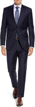 Peter Millar Flynn Classic Fit Check Wool Suit