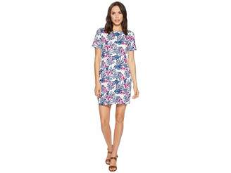 Tommy Bahama Maypop Short Sleeve Short Dress Women's Dress