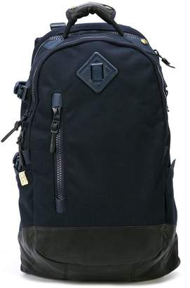 Visvim logo backpack