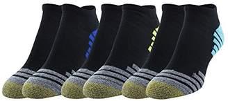 Gold Toe Women's Sport Tech Graphic No Show Socks
