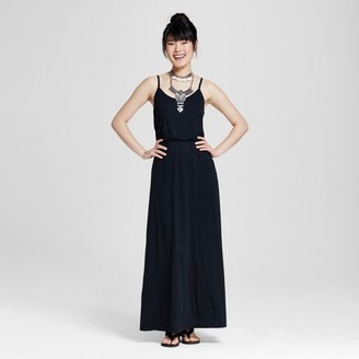 Mossimo Supply Co. Women's Easy Waist Knit Maxi Dress - Mossimo Supply Co. $24.99 thestylecure.com